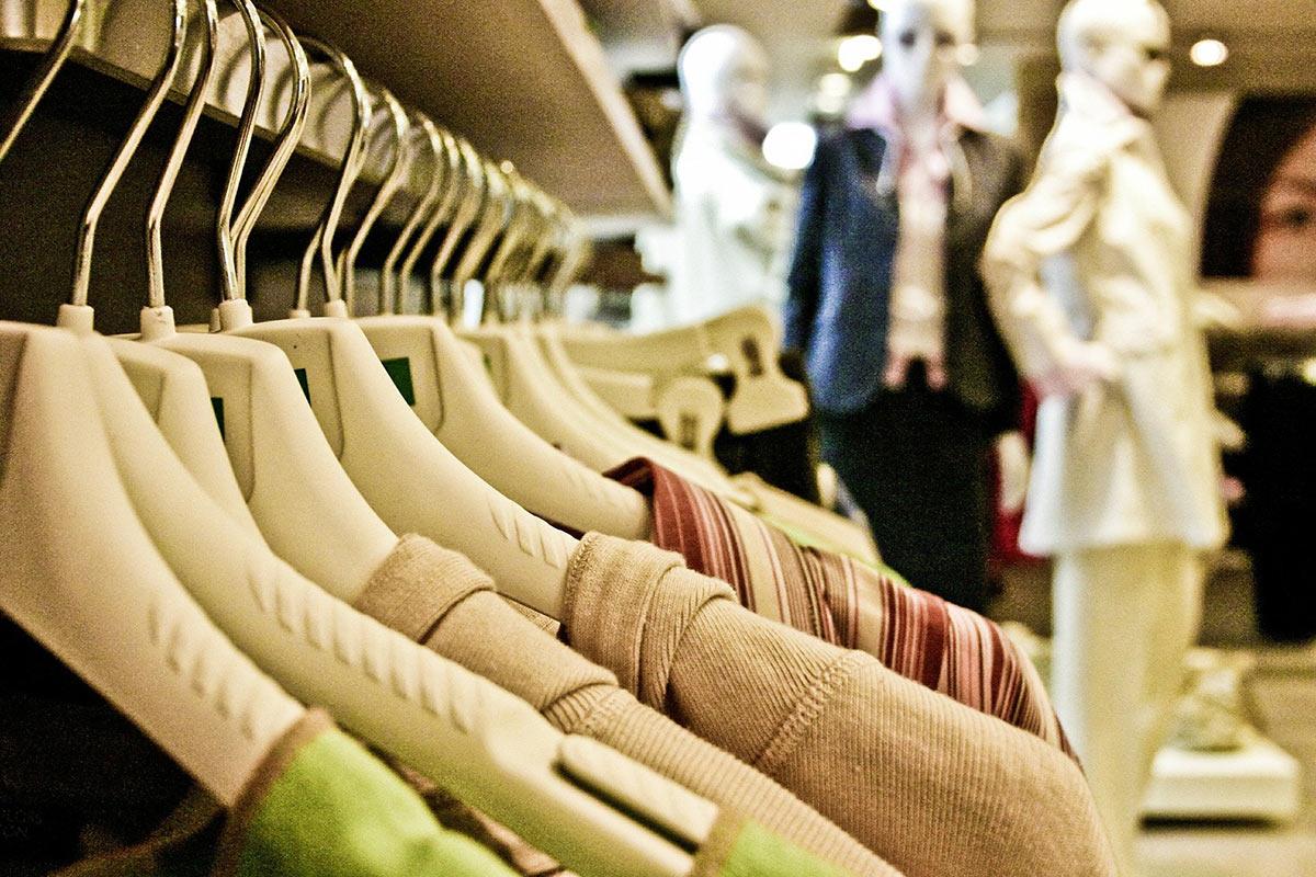 Le Covid aurait-il mis le coup de grace aux magasins d'habillement traditionnels ?